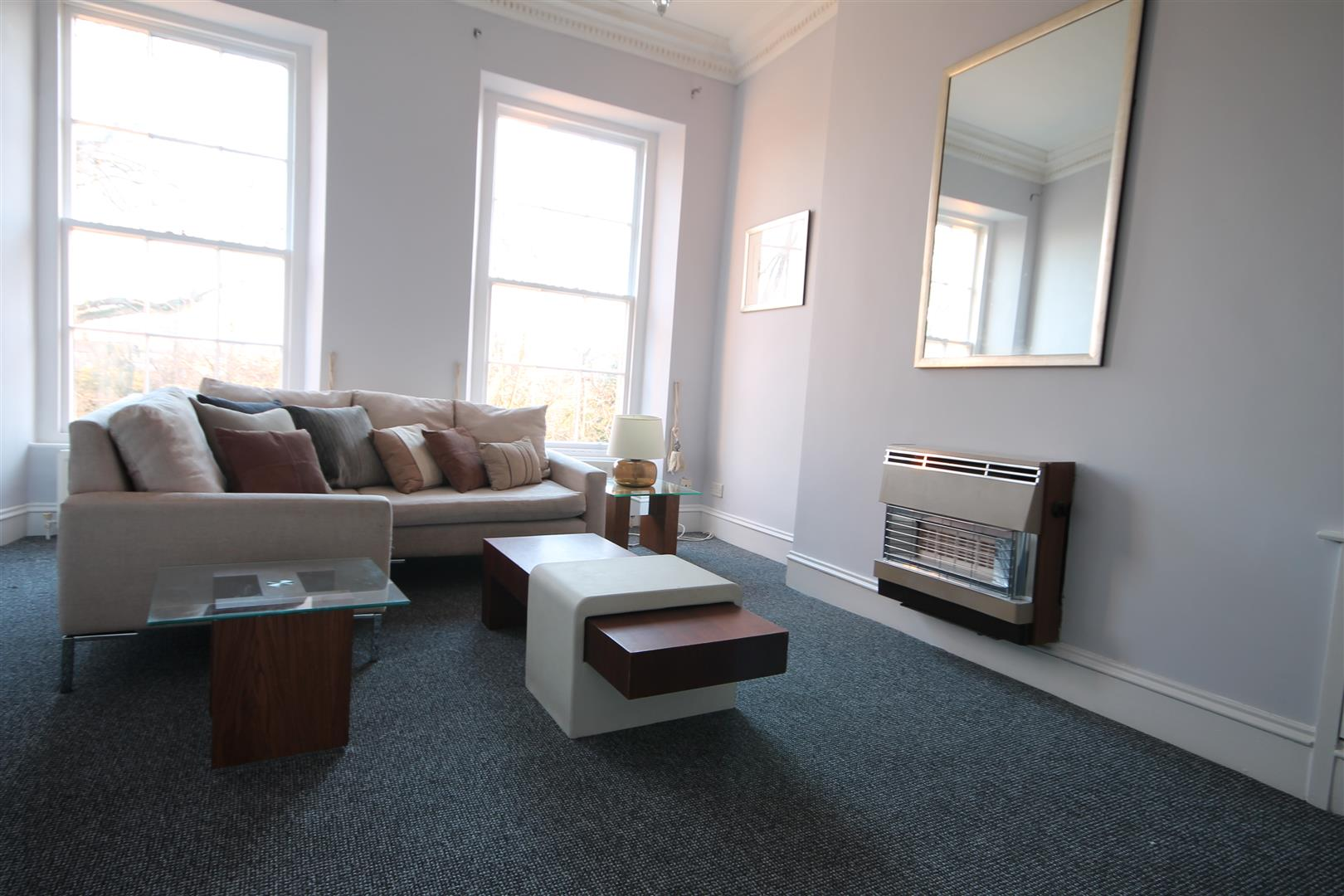 B Leazes Terrace. Newcastle Upon Tyne, 1 Bedrooms  House ,To Let